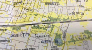 小金井市、庁舎建設予定地の浸水予想への対応という、新しい課題。実施設計も遅れる可能性